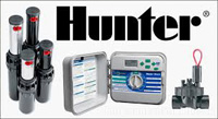 Automatická závlaha hunter